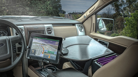 AutoExec Mobile Office: Laptop Desks, Tablet Mounts & Car Desks