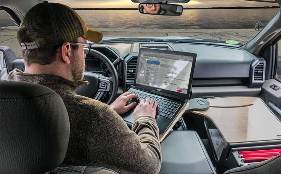 Ergonomics On The Go Vehicle And Car Desks For Your