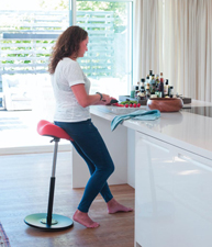 Saddle Seat Stools - Ergonomic Chair
