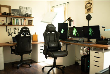Gaming Chairs Banner