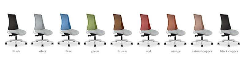 Via Genie Chair Color Assortment