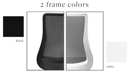 Via Genie 2 Frame Colors
