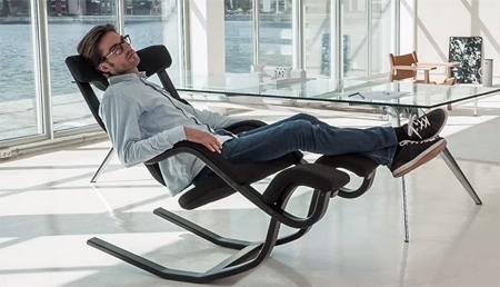 Zero Gravity Recliners Chair - Back Pain Relief