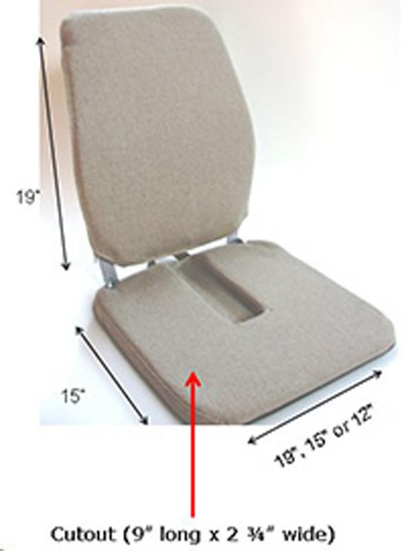 McCartys Sacro Ease Comfort Memory Foam Model