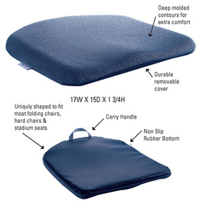 Ergo Contour Cush ( Small Cushion) By Ergo Basics & Sacroease