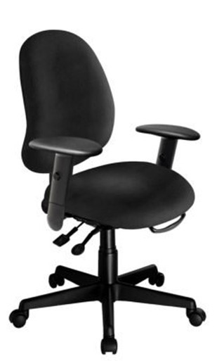 Petite Chair Saffron R by ergoCentric - custom office & desk chairs