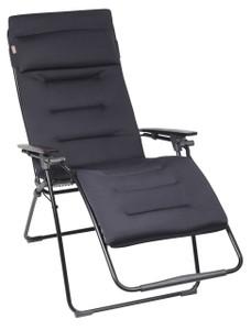 Lafuma Futura XL Relax/Recliner Air Comfort Padded, Acier