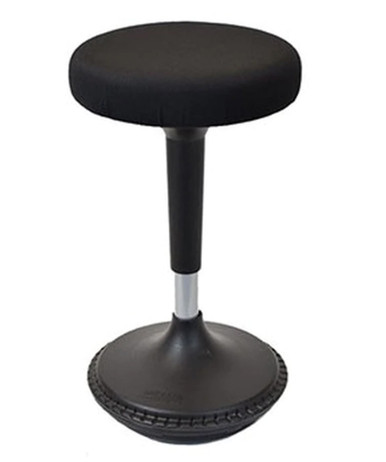 Active Sitting Sit Stand Wobble Stool Chair Round Dimpled