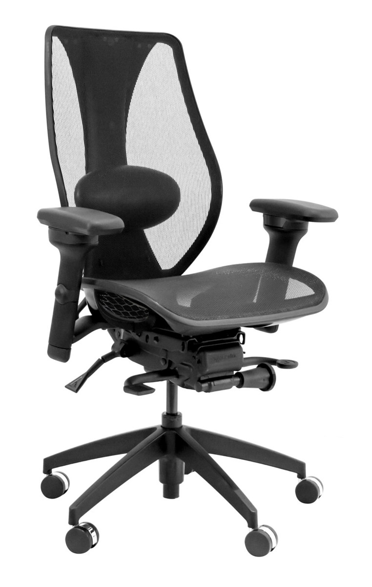 tCentric Hybrid All Mesh Ergonomic Office Chair By ergoCentric