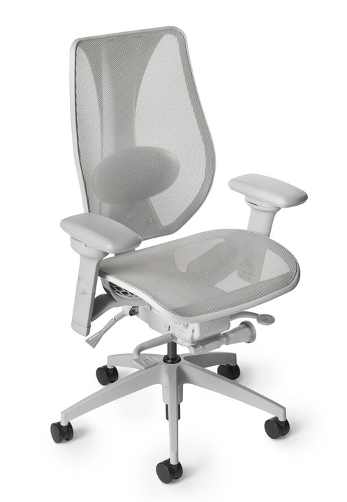 Tcentric Hybrid All Mesh Ergonomic Office Chair By Ergocentric Healthy Posture Store