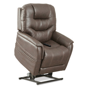 Pride Mobility Elegance V2 Lift Chair - Viva LIFT Power Recliner, Mushroom - PLR958MMODEL