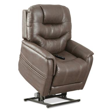 Pride Mobility Elegance V2 Lift Chair - Viva LIFT Power Recliner, Mushroom - PLR958MMODEL