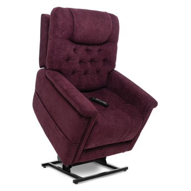 Pride VivaLift Electric Recliner Legacy v.2 Lift Chair - Saville Wine - PLR958MMODEL