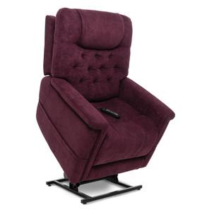 Pride VivaLift Electric Recliner Legacy v.2 Lift Chair - Saville Wine - PLR958MMODEL