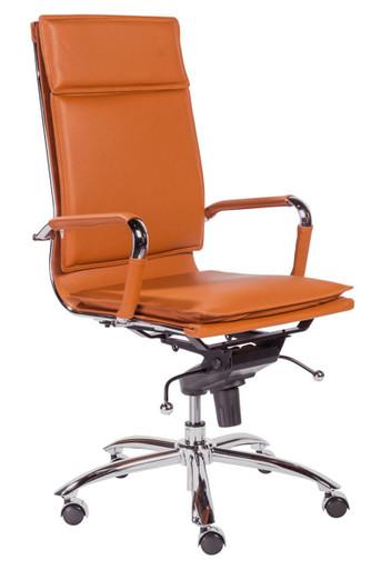 Gunar Pro High Back Office Chair Cognac