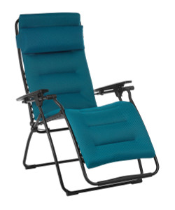 Lafuma RELAXATION CHAIR Futura XL AirComfort® Coral Blue