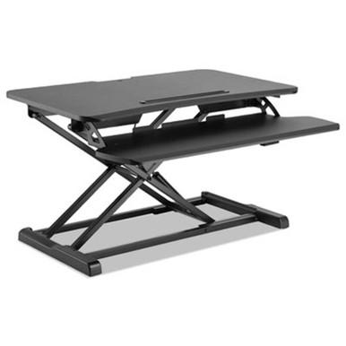 ALERA Sit-Stand Workstation Desk Riser Stand up Desk Converter