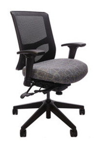 RFM Seating Evolve Mid Back Task Chair