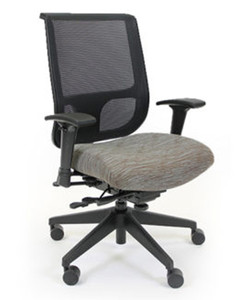 RFM Seating Tech High Back Task Chair