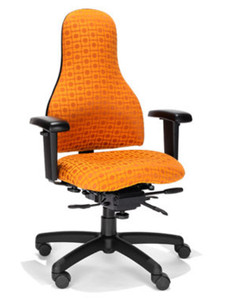 RFM Seating Carmel High Back Task Chair