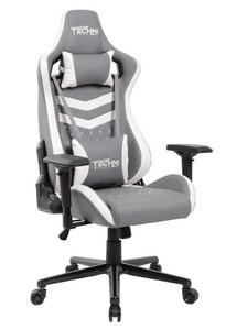 Techni Sport TS83 White GameMaster Series Gaming Chair