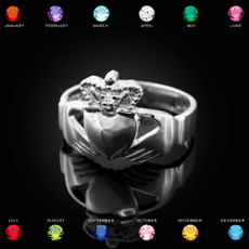 Silver Claddagh Ring. Wholesale orders available.
