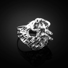 Sterling Silver Scorpion DC Ring