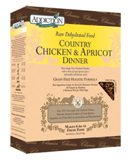 Addiction Country Chicken & Apricot Dinner - Grain-Free