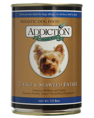 Addiction Unagi & Seaweed Dog Canned Food
