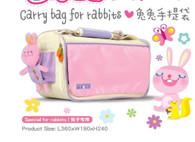 Alice Rabbit Carry Bag