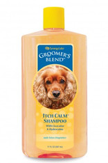 Groomer's Blend Itch Calm Shampoo