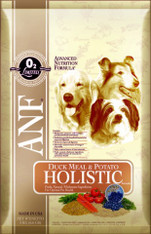 ANF Canine Adult Holistic Duck Meal and Potato