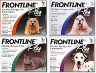 Frontline Plus Spot-On 3-Pack