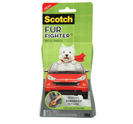 3M- Fur Fighter, Hair Removal for Car Interiors (Refill)