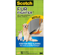 3M- Fur Fighter, Pet Hair Sweeper (Refill)
