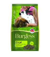 Burgess Excel Rabbit Adult Nuggets