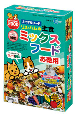 MR546 Marukan Hamster Main Mix Food