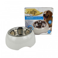 All For Paw Melamine with Stainless Steel Bowl