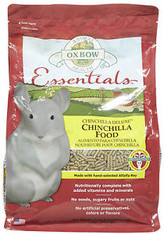 Oxbow Chinchilla Deluxe Pellets