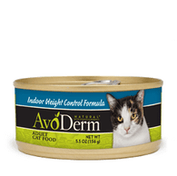 AvoDerm Indoor Weight Control Cat Canned