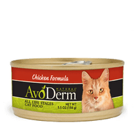 AvoDerm Chicken Cat Canned
