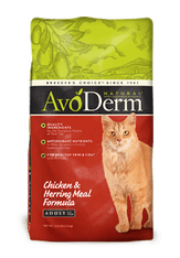 AvoDerm Natural Chicken & Herring Adult Cat Formula