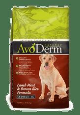 Avoderm Natural Lamb & Rice Formula