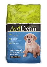 Avoderm Natural Puppy Kibbles