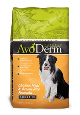 Avoderm Natural Chicken & Rice Formula