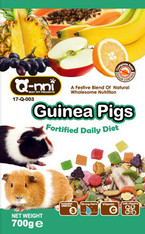 WP Guinea Pig Fortified Daily Diet