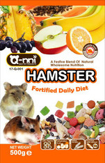 WP Hamster Fortified Daily Diet