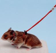 Ferplast Hamster Harness - Red