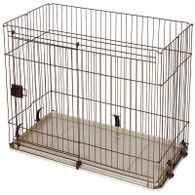 Marukan Cage for small dog - Wide Type