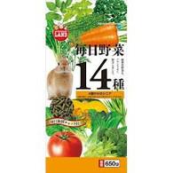 Marukan Daily Veggies 14 - for senior rabbit
